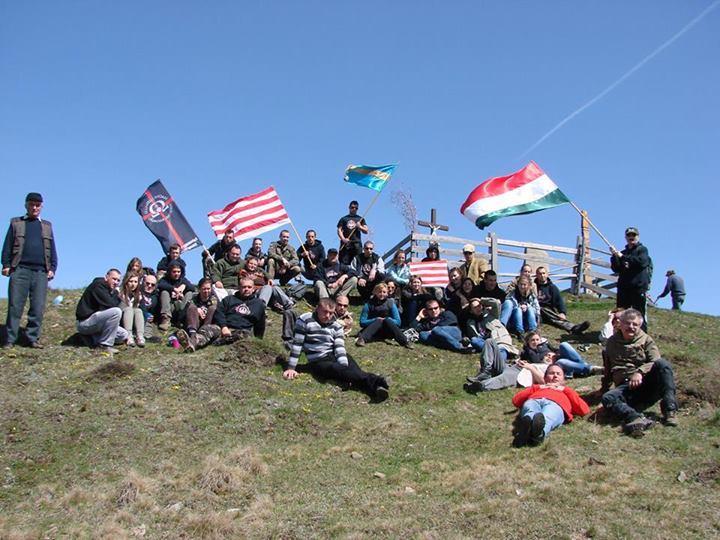 HVIM-kirándulás az ezeréves határra, Gyimesbükkbe. Fotó: HVIM Erdély Facebook-oldal