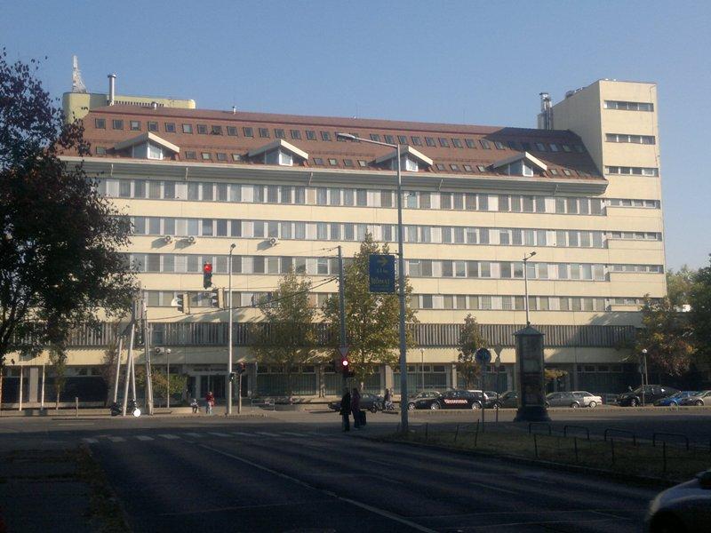 Heim Pál Gyermekkórház, Budapest - Fotó: RepliCarter / Wikipedia