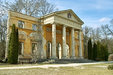 Habsburg kastély